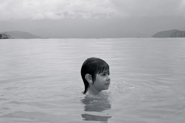 Hierve el Agua, Oaxaca, Mexico 2008